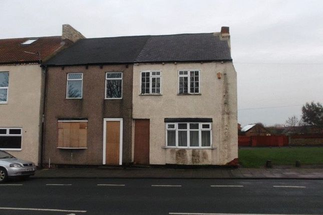 Thumbnail Property for sale in Front Street East, Haswell, Durham
