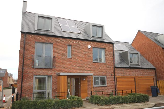 Thumbnail Detached house to rent in One Tree Road, Trumpington, Cambridge