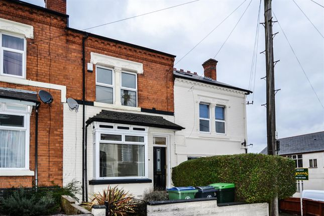 Thumbnail Terraced house to rent in Abbey Road, Smethwick, West Midlands