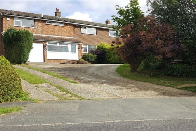 Thumbnail Semi-detached house for sale in Fermor Way, Crowborough