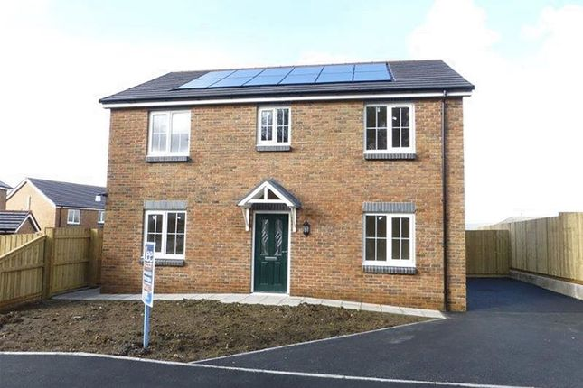 Thumbnail Detached house for sale in Plot 4, Colonel Road, Ammanford