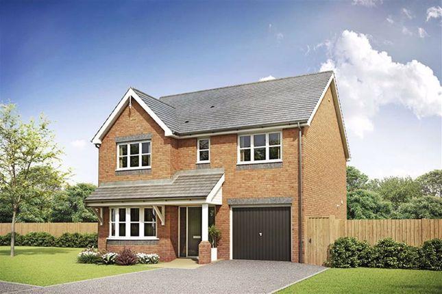 Thumbnail Detached house for sale in Hanslei Fields, Ansley, Nuneaton