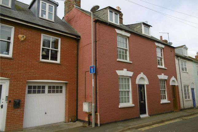 Thumbnail Terraced house to rent in St Michaels Lane, Bridport