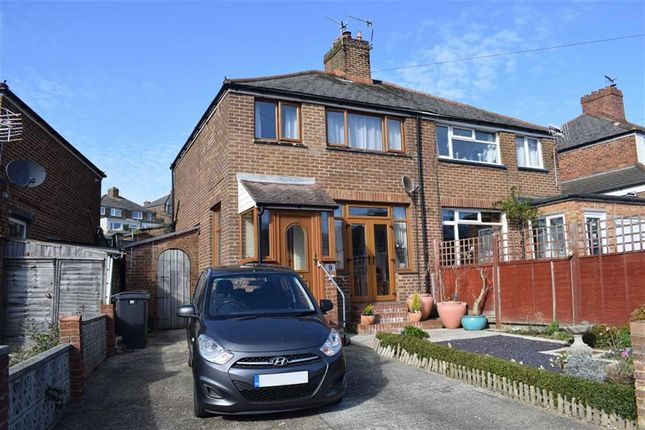 Thumbnail Semi-detached house for sale in Greville Road, Hastings, East Sussex