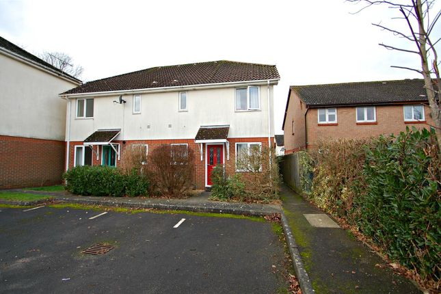 Thumbnail End terrace house to rent in Regents Mews, Petersfield