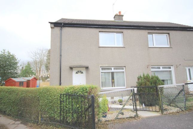 Thumbnail Semi-detached house for sale in 4 Thornton Place, Fauldhouse, West Lothian