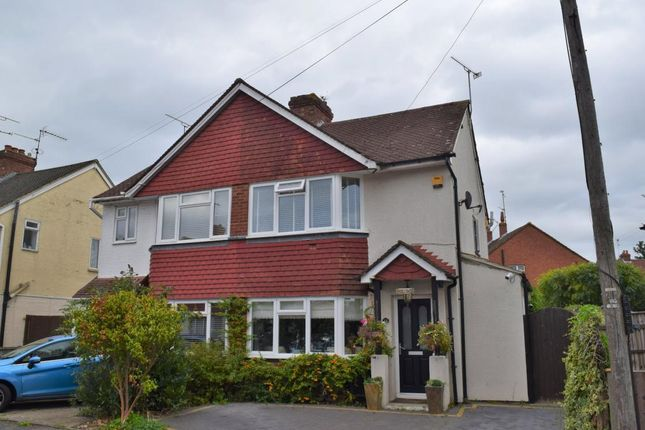 Thumbnail Semi-detached house for sale in Sinhurst Road, Camberley