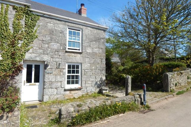 2 bed semi-detached house for sale in Trescowe, Penzance, Cornwall