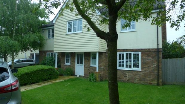 Thumbnail Detached house to rent in Carpenters Close, Gazeley, Newmarket