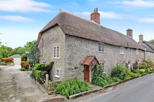 Thumbnail End terrace house for sale in Malters Cottages, Litton Cheney, Dorchester, Dorset
