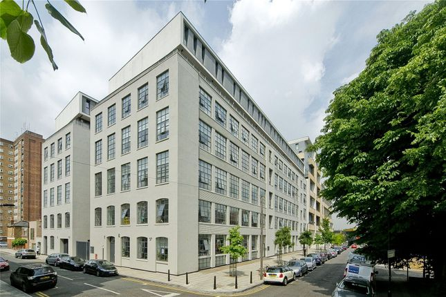 2 bed flat for sale in The Textile Building, Chatham Place