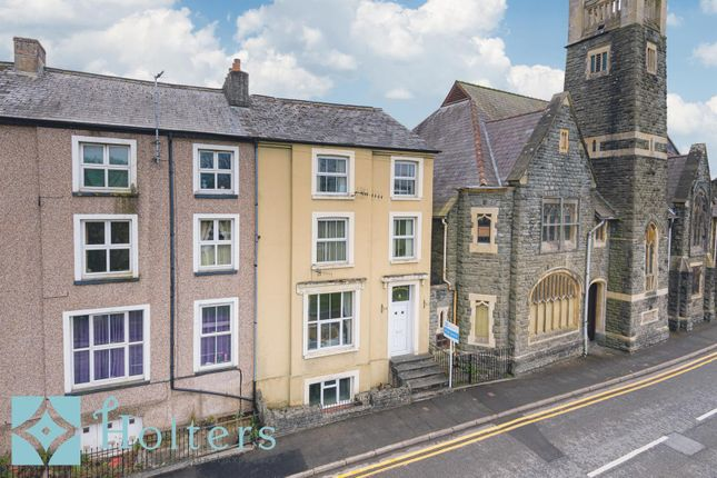 Thumbnail Terraced house for sale in The Strand, Builth Wells