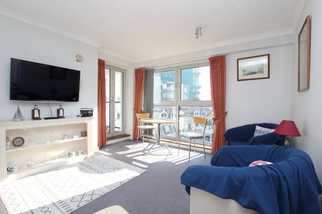 Thumbnail Flat for sale in Compass House, Lower Street, Sutton Harbour, Plymouth