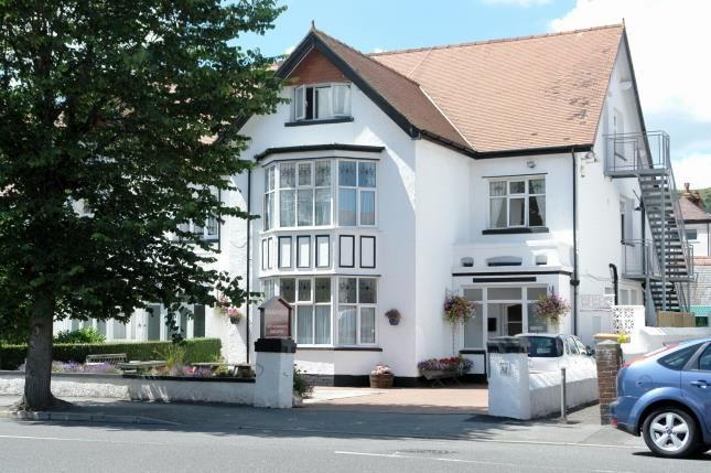 Thumbnail Hotel/guest house for sale in Trinity Avenue, Llandudno, Conwy, North Wales