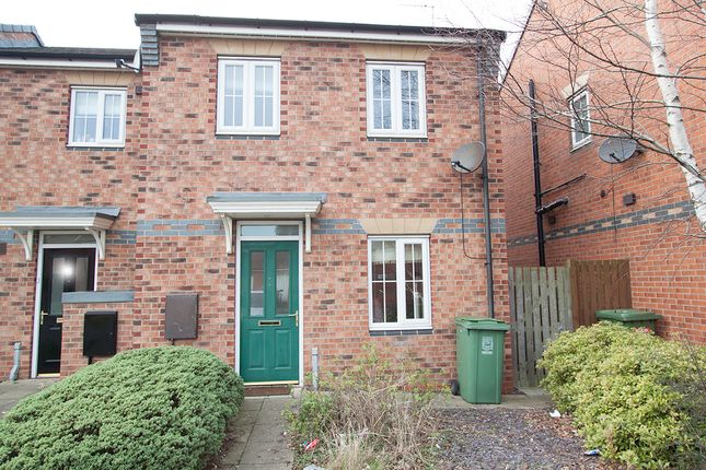Thumbnail Terraced house to rent in Hartoft Square, Hartlepool