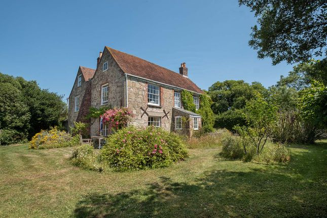 Thumbnail Farmhouse for sale in Whitehouse Road, Newport
