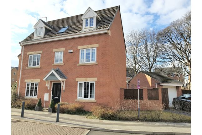 Thumbnail Detached house for sale in Murray Way, Leeds