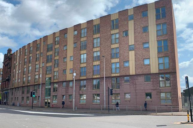 Thumbnail Flat to rent in Govan Road, Govan Cross, Glasgow
