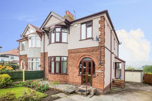Thumbnail Semi-detached house for sale in Prince Of Wales Avenue, Holywell, Flintshire, North Wales