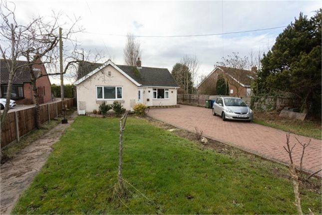 Thumbnail 3 bed detached bungalow for sale in Lincoln Road, Torksey Lock, Lincoln