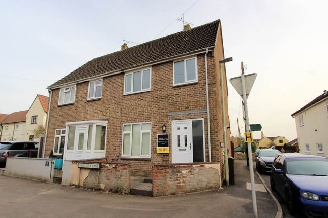 3 bed semi-detached house to rent in 1A Walk Mill Lane, Kingswood, Wotton-Under-Edge GL12