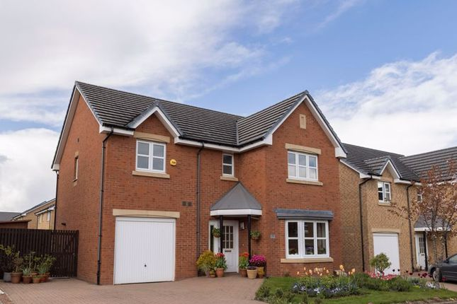 4 bed detached house for sale in Grayling Road, New Stevenston, Motherwell ML1