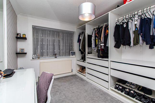 Bedroom of Raphael Drive, Shoeburyness SS3