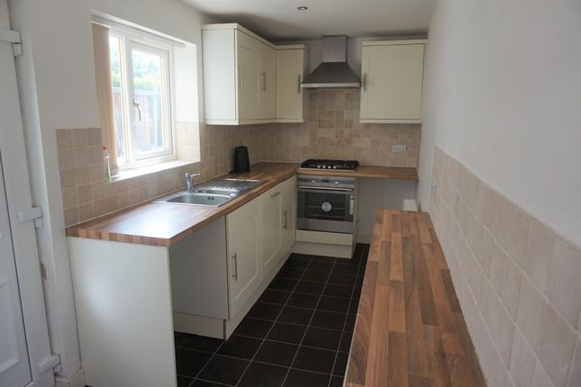 Thumbnail End terrace house to rent in Rhodes Cottages, Clowne, Chesterfield