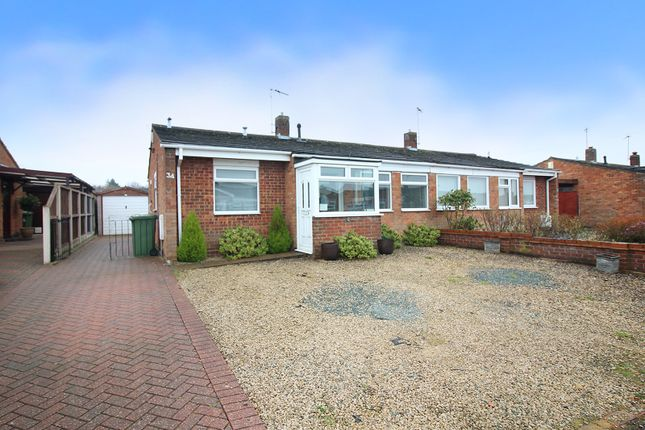 Thumbnail Semi-detached bungalow for sale in Blithemeadow Drive, Sprowston