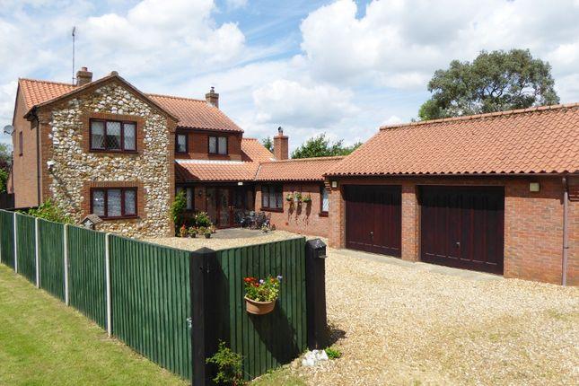 Thumbnail Detached house for sale in Boughton - Kings Lynn, Norfolk
