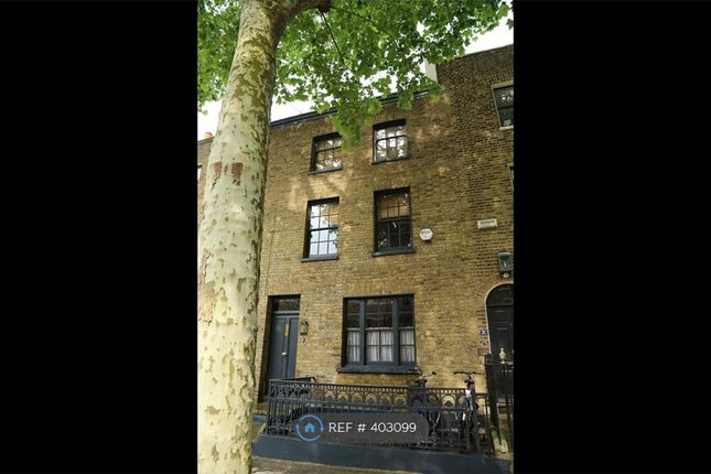 Thumbnail Terraced house to rent in Camberwell Grove, London