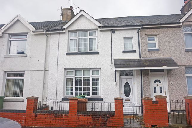 Thumbnail Terraced house for sale in George Street, Ystrad Mynach