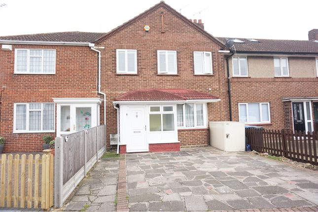 Thumbnail End terrace house for sale in Dartford Avenue, London