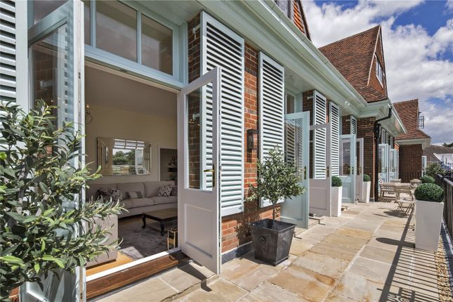 Thumbnail Flat for sale in King Edward VII Estate, Kings Drive, Midhurst, West Sussex