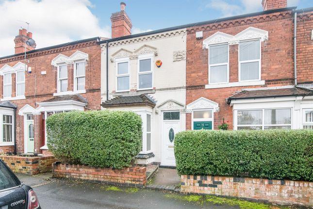 Thumbnail Terraced house for sale in Silver Street, Kings Heath, Birmingham