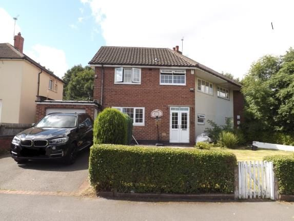 Thumbnail End terrace house for sale in Bickington Road, Bartley Green, Birmingham, West Midlands