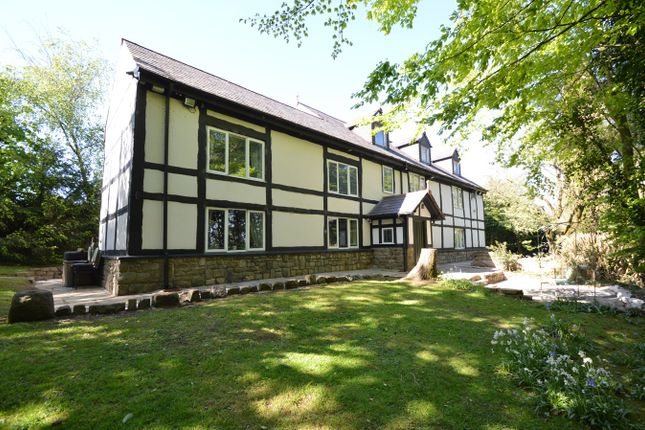 Thumbnail Detached house for sale in Philips Park Road West, Whitefield, Manchester