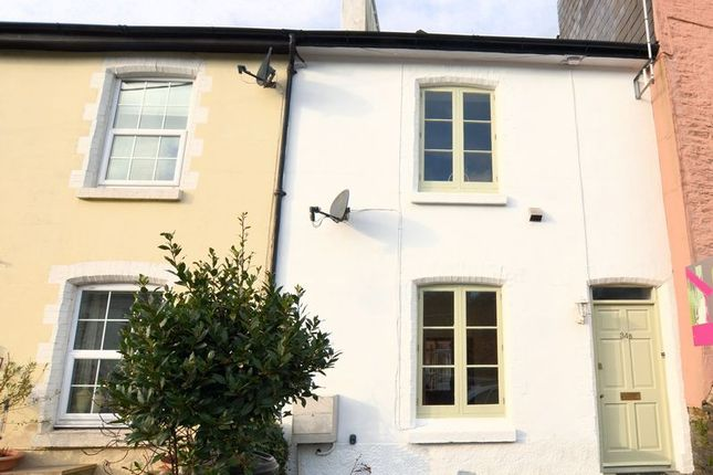 Thumbnail End terrace house for sale in Bannawell Street, Tavistock