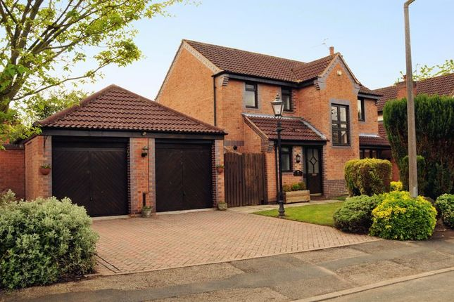 Thumbnail Detached house for sale in Pale Meadow Road, Bridgnorth