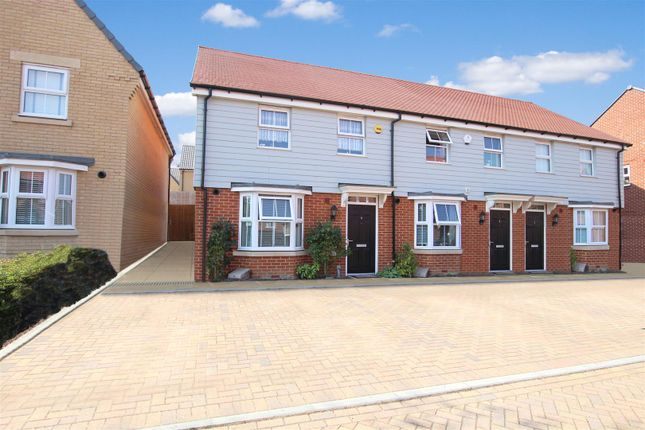 Thumbnail Semi-detached house for sale in Kingswood Court, East End Road, Bradwell-On-Sea, Southminster
