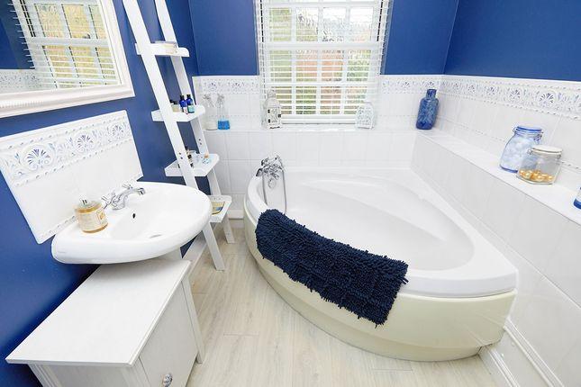 Bathroom of Merlin Way, Mickleover, Derby, Derbyshire DE3