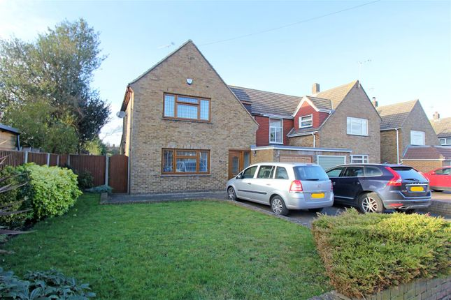Thumbnail Semi-detached house for sale in Grayshott Close, Sittingbourne