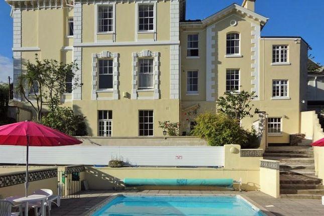Thumbnail Studio to rent in St Marks Road, Torquay