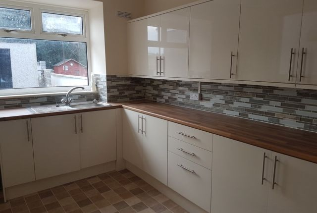 Thumbnail Terraced house to rent in Swansea Road, Garden Village