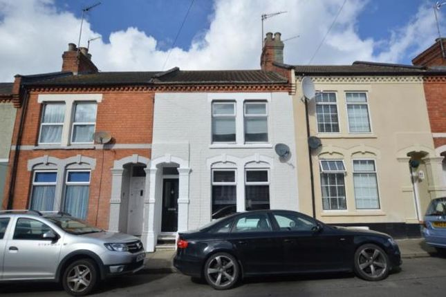 Thumbnail Terraced house to rent in Derby Road, Abington, Northampton