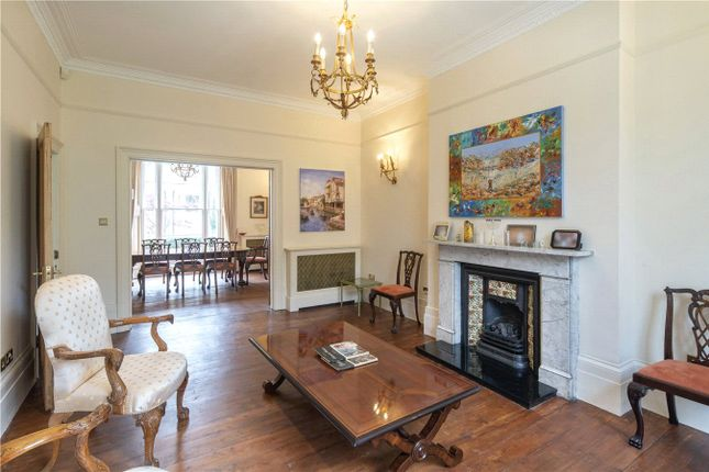 Reception Room of Clifton Hill, St John's Wood, London NW8
