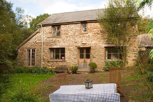 Thumbnail Property for sale in Riverside Cottage, Brompton Regis, Dulverton