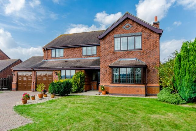 Thumbnail Detached house for sale in Main Street, Carlton Scroop, Lincs