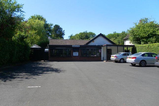 Thumbnail Restaurant/cafe for sale in Tilehouse Lane, Shirley, Solihull
