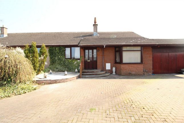 Thumbnail Semi-detached bungalow for sale in 39 Barrowmoor Road, Appleby-In-Westmorland, Cumbria